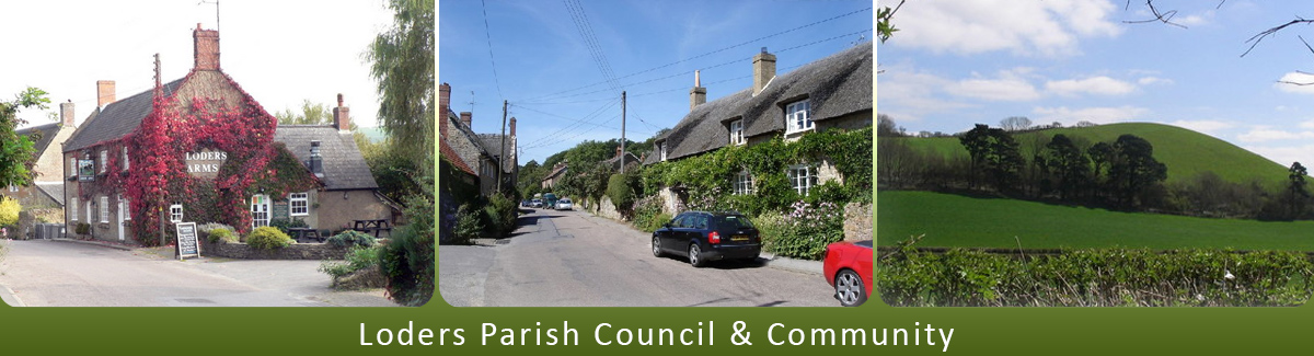 Header Image for Loders Parish Council
